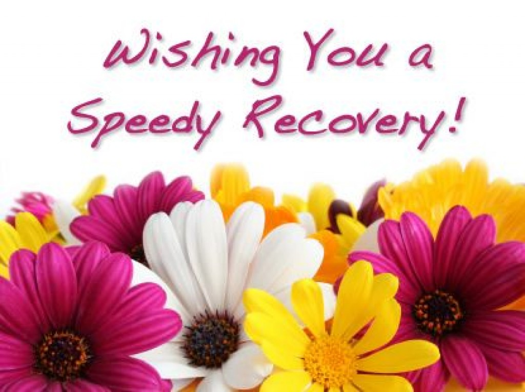 Get Well Soon Messages for Speedy Recovery Sample Messages